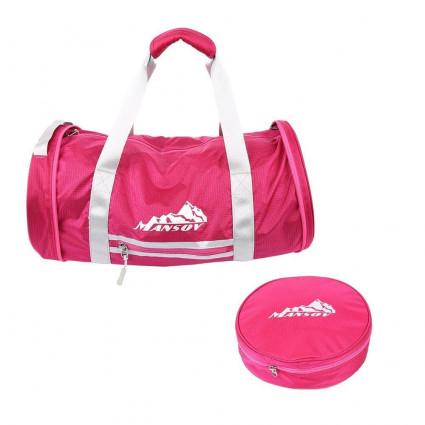 Mansov Waterproof Nylon Travel Bag