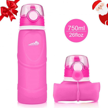 Mansov 750ml / 25.36oz Water Bottle