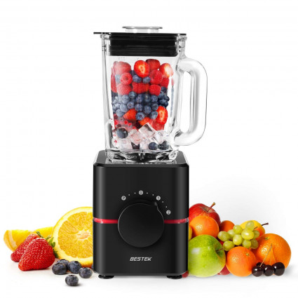 BESTEK Smoothie Blender 550W