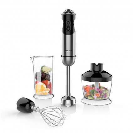 5 Speed 4-in-1 hand Blender Set 350W