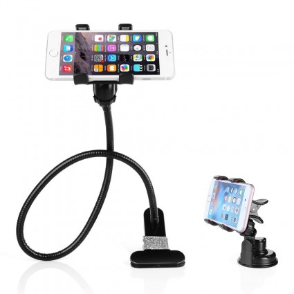 Phone Holder  with  Car Suction Mount