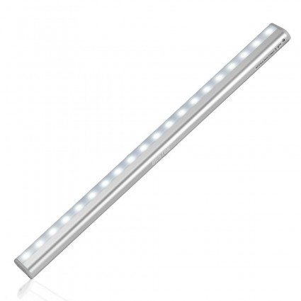 BESTEK Motion Sensor LED Light Bar Rechargeable for Cabinet