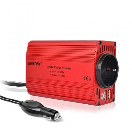 BESTEK 300W Power Inverter DE