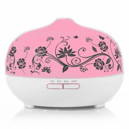 300ml Glass Aroma Oil Diffuser