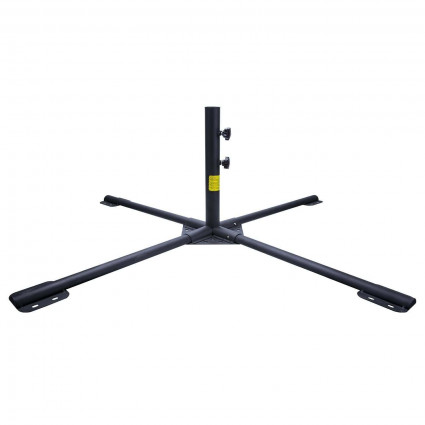 "BESTEK Outdoor Umbrella Base Stand 49.2"" Rust Free"