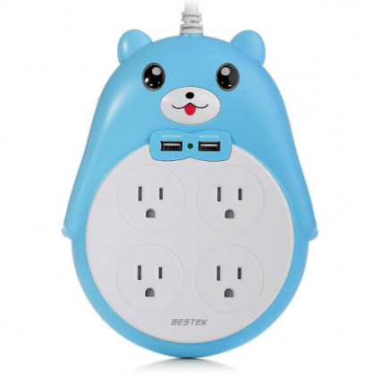 Cute Surge Protector Power Strip