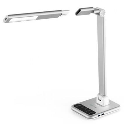 Bestek LED USB Desk Lamp with Detachable Head