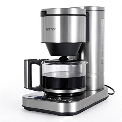 10-cup insulated drip coffee maker machine