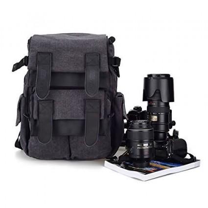 BESTEK DSLR SLR Waterproof Camera Bag Backpack